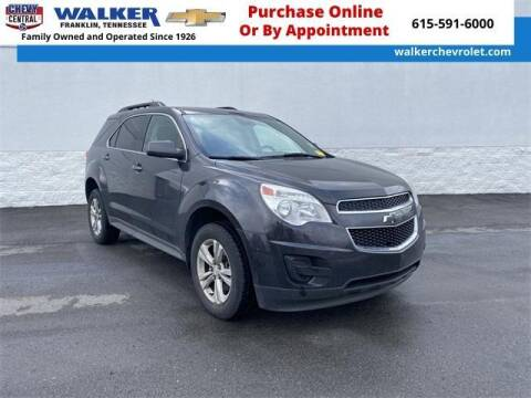 2013 Chevrolet Equinox for sale at WALKER CHEVROLET in Franklin TN