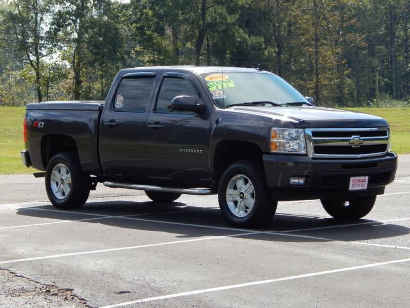 2010 Chevrolet Silverado 1500 for sale at Boyles Auto Sales in Jasper AL