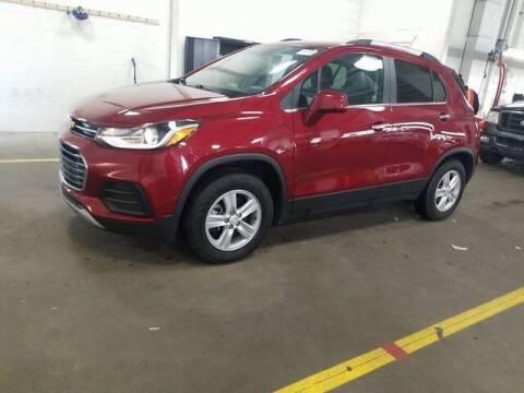 2018 Chevrolet Trax for sale at Strosnider Chevrolet in Hopewell VA