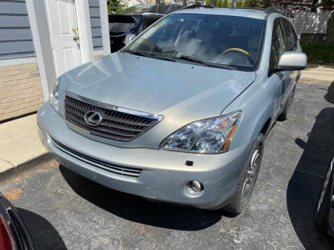 2007 Lexus RX 400h for sale at CLASSIC MOTOR CARS in West Allis WI