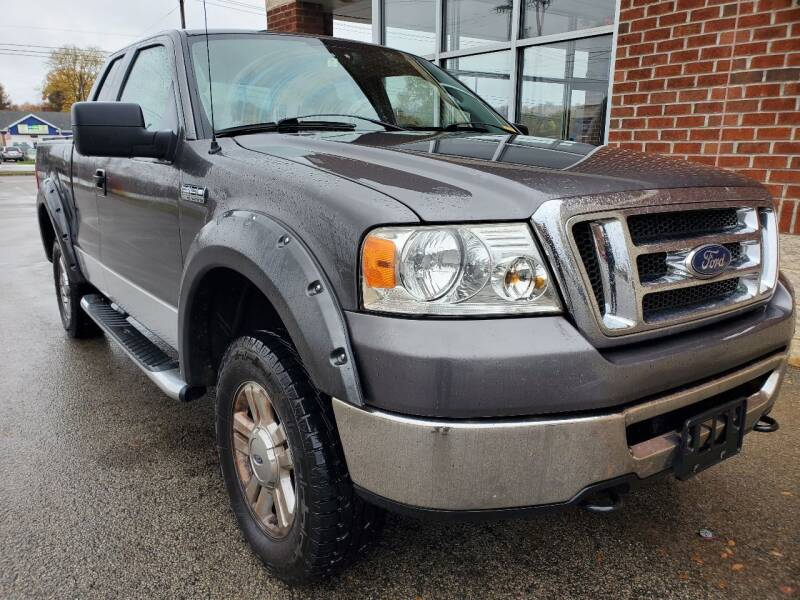 2007 Ford F-150 for sale at Boardman Auto Exchange in Youngstown OH