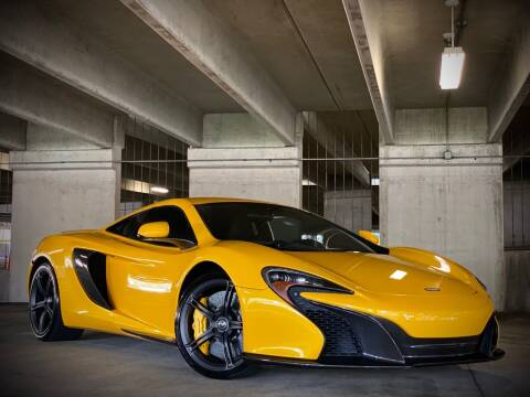 2015 McLaren 650S Coupe for sale at FALCON AUTO BROKERS LLC in Orlando FL