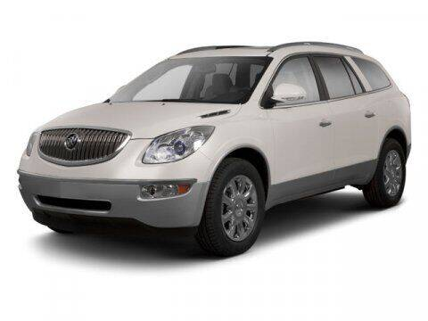 2011 Buick Enclave for sale at Mike Murphy Ford in Morton IL