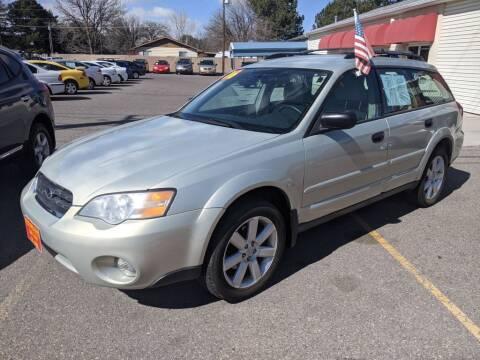 2006 Subaru Outback for sale at Progressive Auto Sales in Twin Falls ID