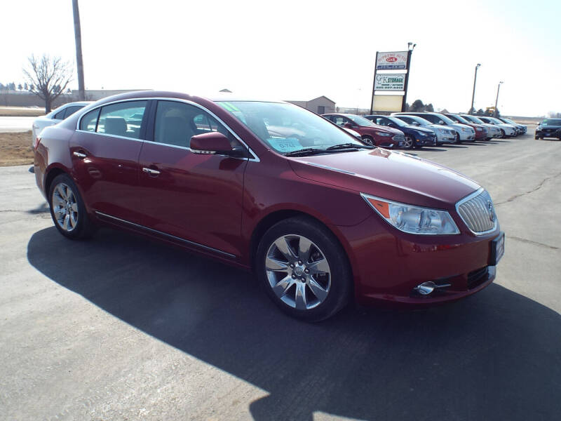 2011 Buick LaCrosse for sale at G & K Supreme in Canton SD