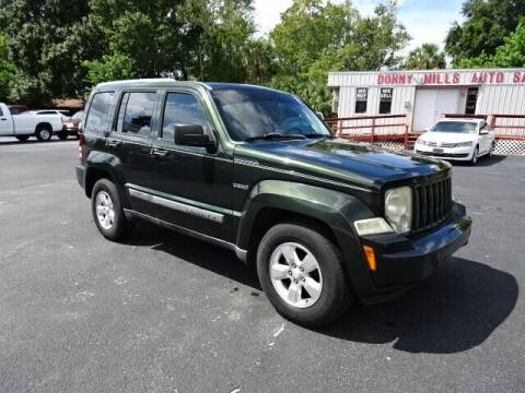 2011 Jeep Liberty for sale at DONNY MILLS AUTO SALES in Largo FL