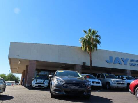 2015 Ford Fusion for sale at Jay Auto Sales in Tucson AZ