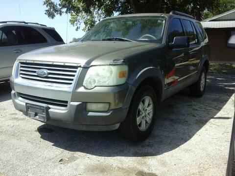2006 Ford Explorer for sale at John 3:16 Motors in San Antonio TX
