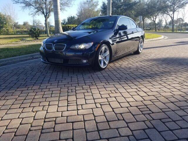 2010 BMW 3 Series for sale at World Champions Auto Inc in Cape Coral FL