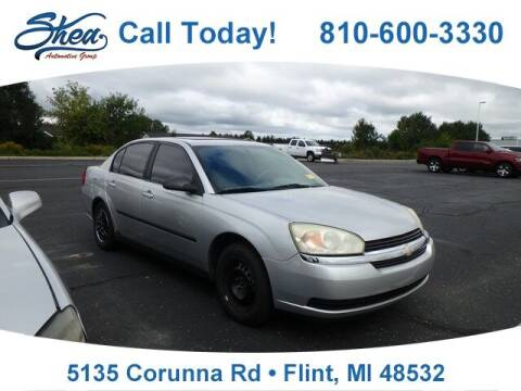 2004 Chevrolet Malibu for sale at Erick's Used Car Factory in Flint MI