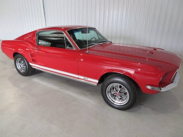 1967 Ford Mustang for sale at PORTAGE MOTORS in Portage WI