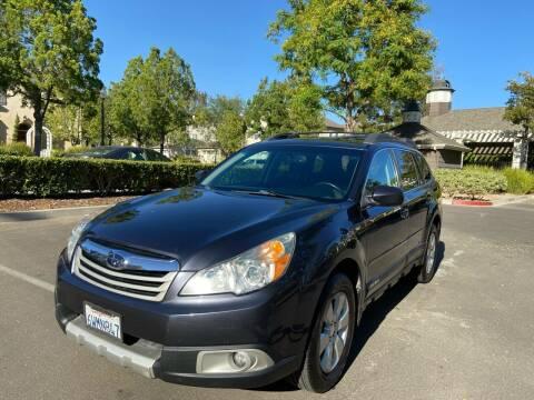 2012 Subaru Outback for sale at PRESTIGE AUTO SALES GROUP INC in Stevenson Ranch CA