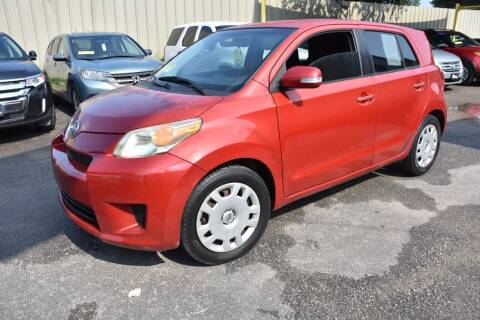 2010 Scion xD for sale at Midtown Motor Company in San Antonio TX