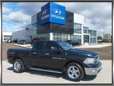 2011 RAM Ram Pickup 1500 for sale at Terry Lee Hyundai in Noblesville IN