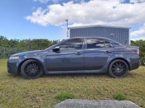 2007 Acura TL for sale at Affordable Auto in Ocoee FL