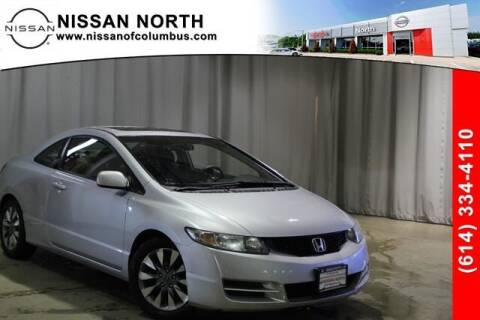 2009 Honda Civic for sale at Auto Center of Columbus in Columbus OH