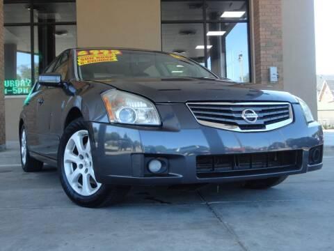 2008 Nissan Maxima for sale at Arandas Auto Sales in Milwaukee WI