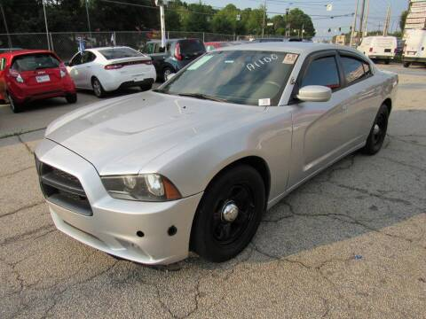 2012 Dodge Charger for sale at King of Auto in Stone Mountain GA