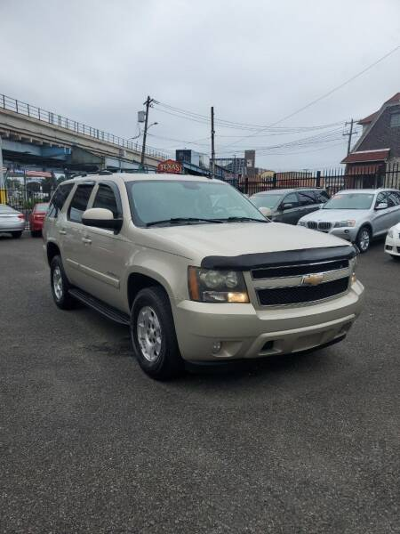 2007 Chevrolet Tahoe for sale at Key & V Auto Sales in Philadelphia PA