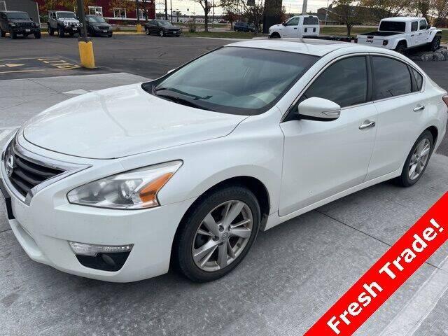 2013 Nissan Altima for sale at MIDWAY CHRYSLER DODGE JEEP RAM in Kearney NE