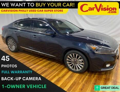 2017 Kia Cadenza for sale at Car Vision Mitsubishi Norristown - Car Vision Philly Used Car SuperStore in Philadelphia PA