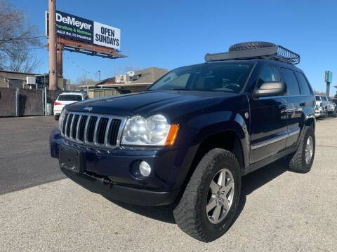 2005 Jeep Grand Cherokee for sale at Boise Motorz in Boise ID