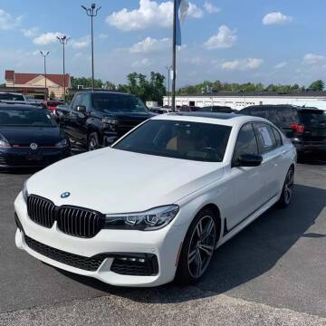 2018 BMW 7 Series for sale at Prestige Pre - Owned Motors in New Windsor NY