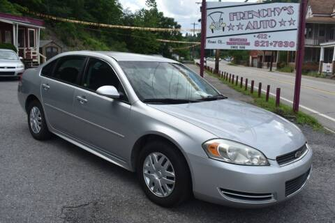2010 Chevrolet Impala for sale at Frenchy's Auto LLC. in Pittsburgh PA