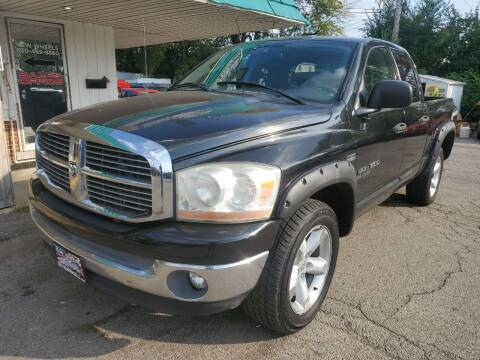 2006 Dodge Ram Pickup 1500 for sale at New Wheels in Glendale Heights IL