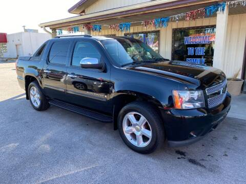 2008 Chevrolet Avalanche for sale at Luly Motors in Lincoln NE