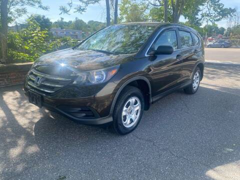2013 Honda CR-V for sale at ANDONI AUTO SALES in Worcester MA