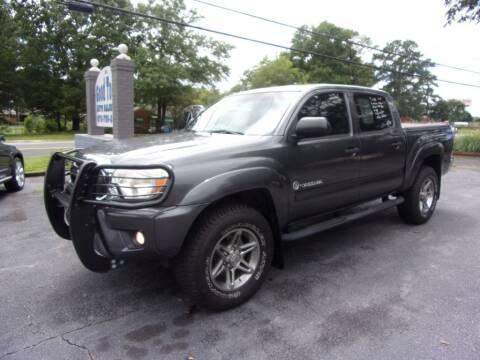 2014 Toyota Tacoma for sale at Good To Go Auto Sales in Mcdonough GA