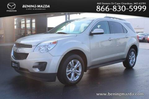 2014 Chevrolet Equinox for sale at Bening Mazda in Cape Girardeau MO