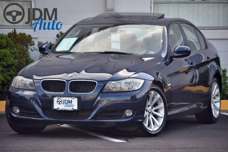2011 BMW 3 Series for sale at JDM Auto in Fredericksburg VA