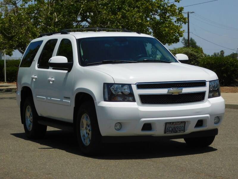 2008 Chevrolet Tahoe for sale at General Auto Sales Corp in Sacramento CA