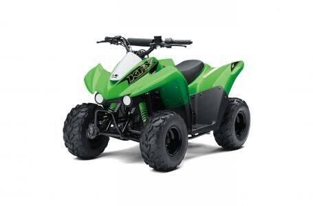 2021 Kawasaki KFX 50