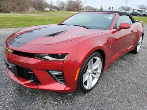2016 Chevrolet Camaro for sale at Art Hossler Auto Plaza Inc - Used Inventory in Canton IL
