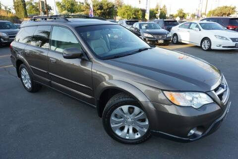 2009 Subaru Outback for sale at Industry Motors in Sacramento CA