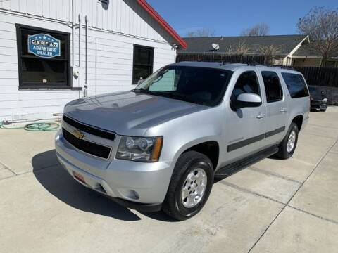 2012 Chevrolet Suburban for sale at Guarantee Auto Group in Atascadero CA