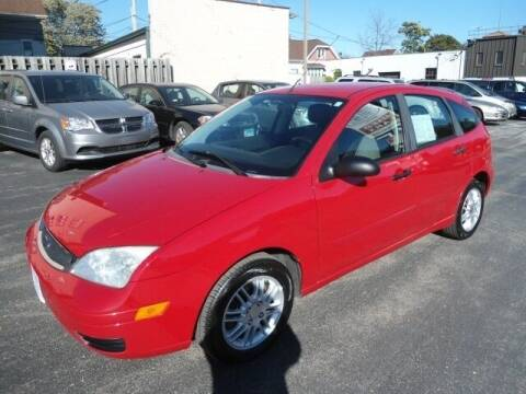 2007 Ford Focus for sale at FLEET AUTO SALES & SVC in West Allis WI
