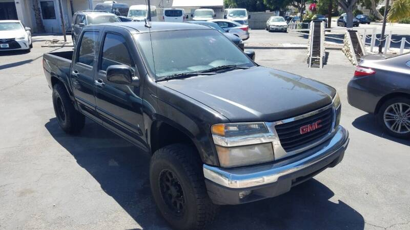 2009 GMC Canyon for sale at In-House Auto Finance in Hawthorne CA