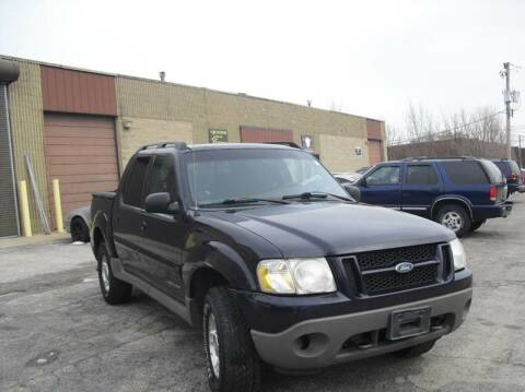 2002 Ford Explorer Sport Trac for sale at Nationwide Auto Group in Melrose Park IL