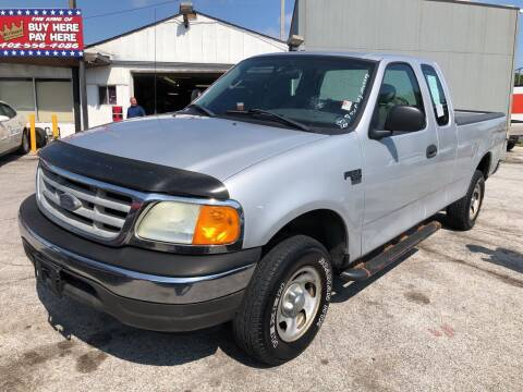 2004 Ford F-150 Heritage for sale at Sonny Gerber Auto Sales in Omaha NE