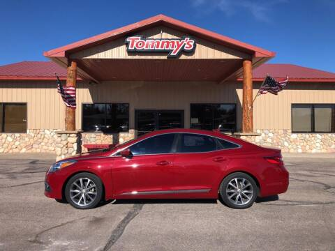 2015 Hyundai Azera for sale at Tommy's Car Lot in Chadron NE