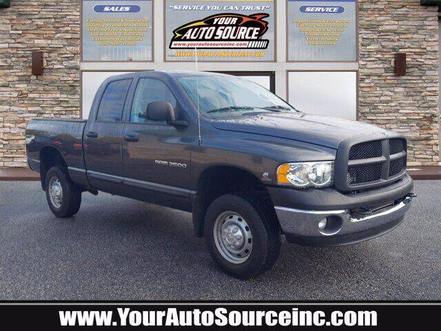 2004 Dodge Ram Pickup 2500 for sale at Your Auto Source in York PA