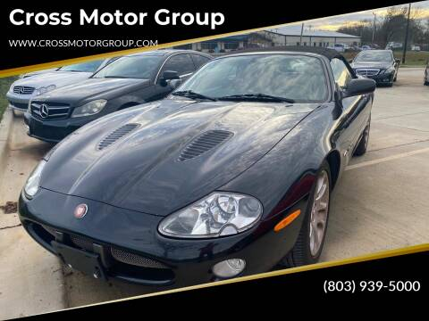 2001 Jaguar XKR for sale at Cross Motor Group in Rock Hill SC