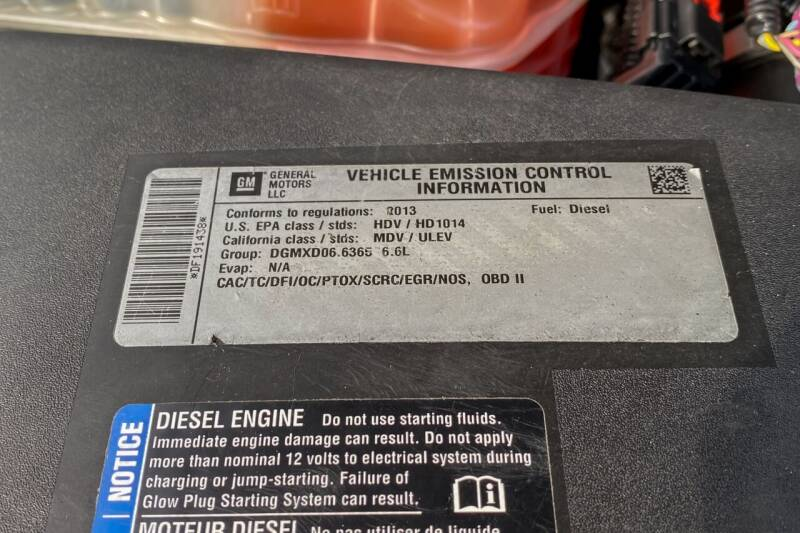 2013 Chevrolet Silverado 3500HD WT - East Greenbush NY