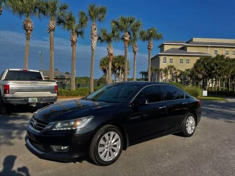 2013 Honda Accord for sale at Gulf Financial Solutions Inc DBA GFS Autos in Panama City Beach FL