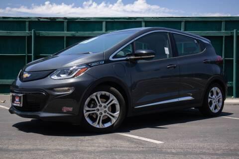 2017 Chevrolet Bolt EV for sale at 605 Auto  Inc. in Bellflower CA