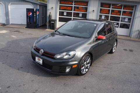 2013 Volkswagen GTI for sale at Autos By Joseph Inc in Highland NY